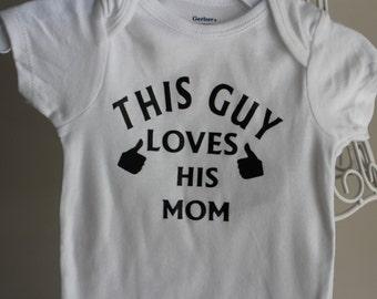 Funny Infant Shirt