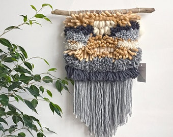Fluffy wallhanging decoration home
