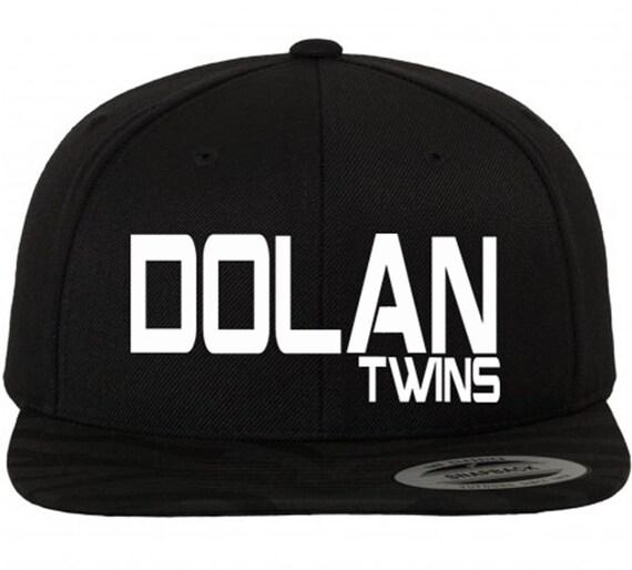 Dolan Twins Baseball Cap Hat Snapback