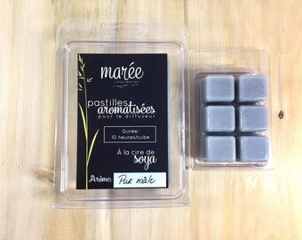 Pure male - lozenges flavored for the broadcaster to eco-friendly soy wax