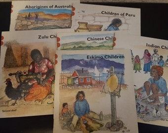 Second Shelf The Children Of Many Lands