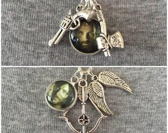 Handmade Walking Dead Inspired Necklaces
