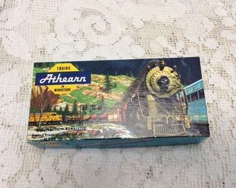 Vintage Athearn Model Train