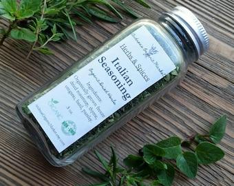 Organic Freeze Dried Italian Seasoning, Organic Culinary Herbs, Food Seasoning Herb, Organic Freeze Dried Herbs, Italian Blend Seasoning