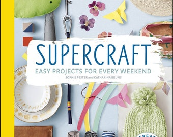 Supercraft hardback book