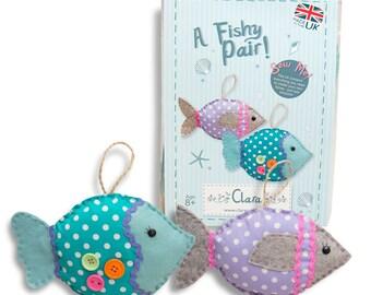 Fish Sewing Kit