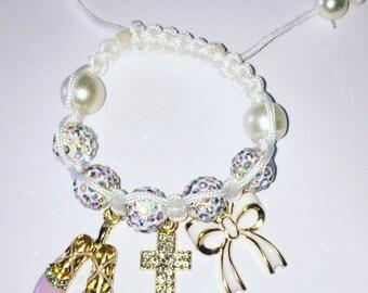 Beautiful toddler charm bracelet.