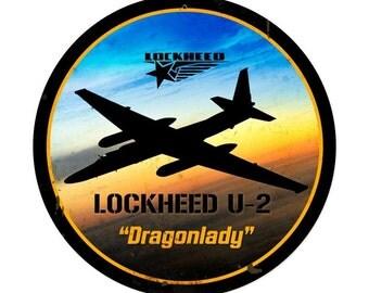 U2 Dragon Lady Round