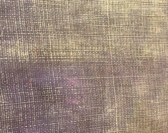 Purple Leather / Distressed Leather Hide / Printed Leather Hide / Leather Fabric / Fashion Leather / Genuine Leather