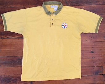 Vintage Pittsburgh Steelers Polo