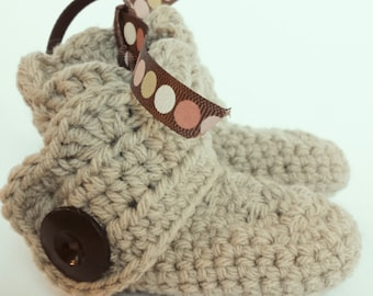 Baby Booties // Newborn // toddler // photo prop