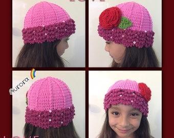 Crochet Hat. Beanie - Knit Hat. Beanie - Toddler Hat. Beanie - Disney. Hat. Beanie