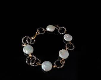 Mother pearl bracelet