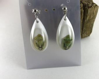 Bug earrings