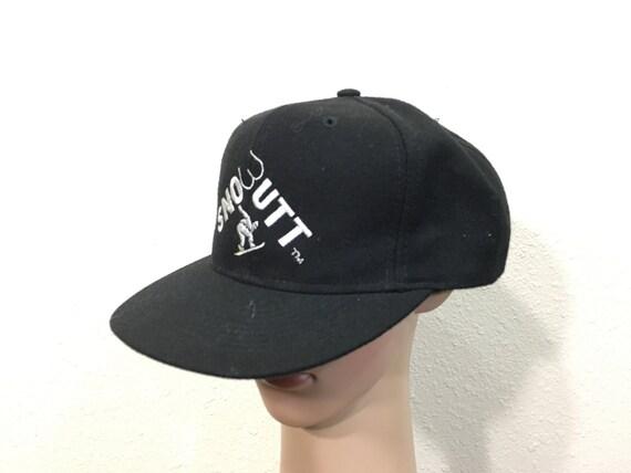 TyneStar* Signature Snapback Baseball Cap Wool Grey AxbOQUM8
