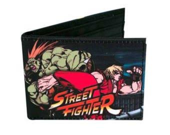 Street Fighter Wallet
