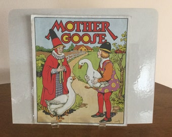 Vintage Mother Goose Book  # 434 circa 1940