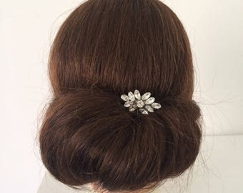 Swarovski Bridal Hair Comb