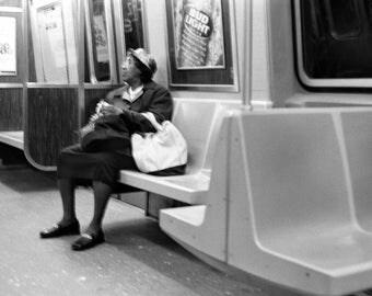Subway_3, NYC.