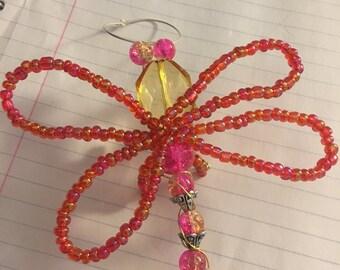 The Pink Lemonade Dragonfly