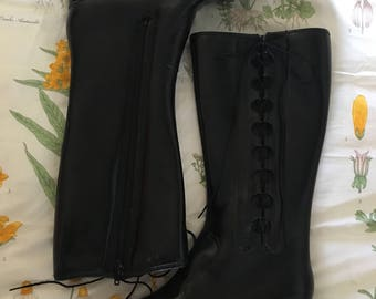 1960's 'Carriboots' rain boots
