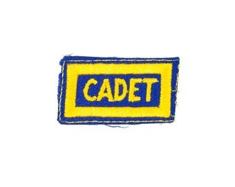 Cadet Vintage Patch