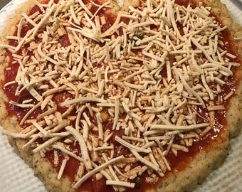 Organic Gluten Free Heart Shaped Pizza Organic Pizza Gluten Free Pizza Heart Shaped Pizza Gluten Free Vegan Pizza Crust Paleo Pizza Organic