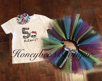 Monster High Birthday Outfit