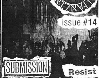 Point Of Interest Zine issue #14