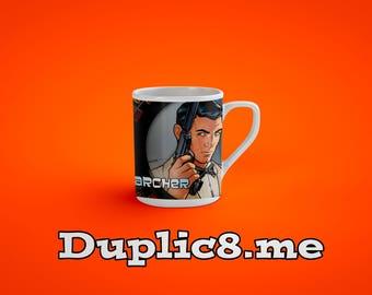 Custom Archer mug