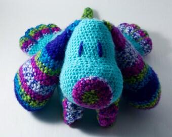 Crochet Puppy Pillow Etsy