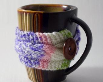 Mug Wrap - Spun Sugar Stripe