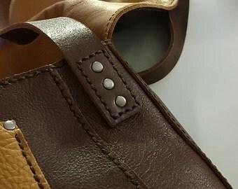 Dakota bag (hand sewn)