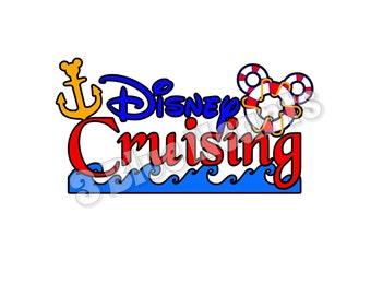 Disney Cruise svg dxf pdf Studio png jpg