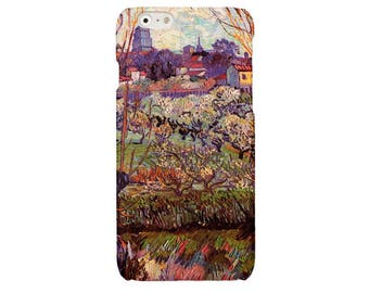 Vincent van Gogh iPhone 7 case iPhone case iPhone 6 Plus classic art iPhone 5 cover iPhone 4 case Samsung Galaxy S4 S5 S6 S7 case