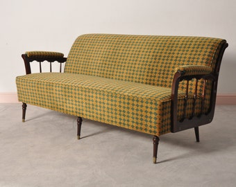Romanian mid century sofa
