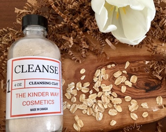 Cleansing Clay 4 oz