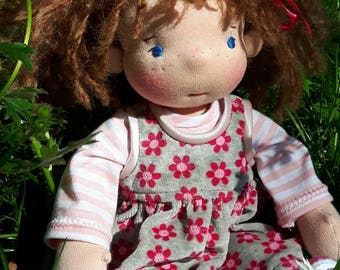Livia waldorf doll
