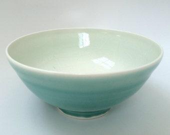 Blue Celadon Bowl - B3