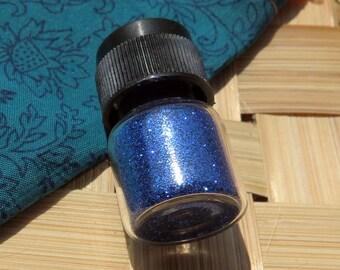 Glitter Bottle Blue