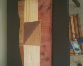 Irregular Shaped Cutting Board
