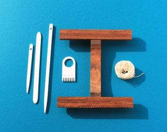 Weaving Small Hand Loom Kit
