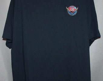 Vintage CBC Radio Canada T-Shirt ! Retro With Tags Unused Sewn Logo +