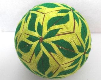 Japanese-style Temari Ball Japanese Ball Handmade Gift Decor