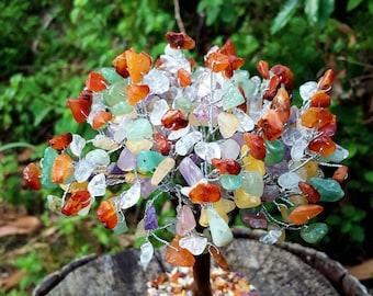 Mixed Crystal Tree