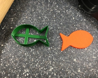 Goldfish Cookie Cutter