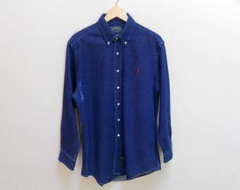 Polo Country Ralph Lauren butoon down shirt ralph lauren polo sport small pony