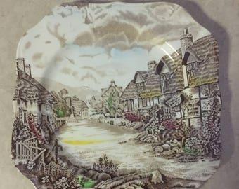 Olde English Countryside ~ Johnson Bros China