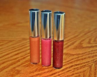 Mineral Lip Gloss, Natural Lip Gloss, Mineral Makeup, Lip Care, Lip Shine
