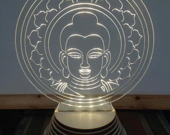 Buddha Head Image
